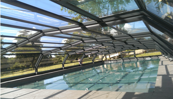Perfect piscine piscine et abri pas cher